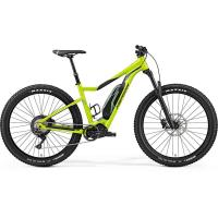 Велосипед Merida eBig.Trail 600 SilkGreen/Black 2019 M(44cm)